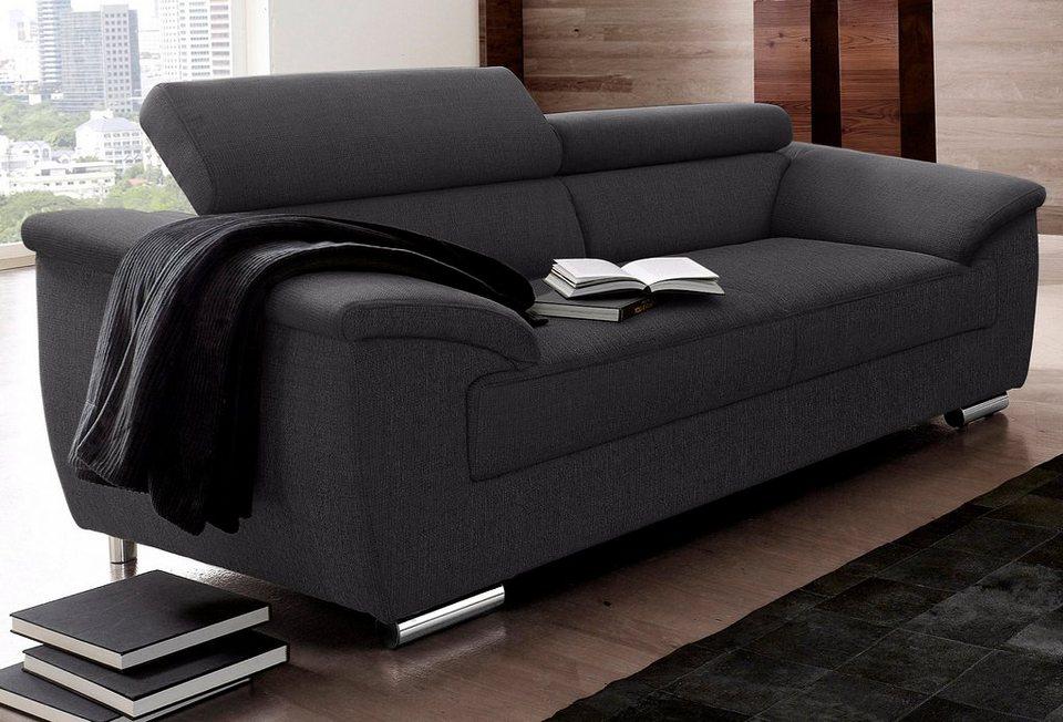 roomed 3 sitzer online kaufen otto. Black Bedroom Furniture Sets. Home Design Ideas