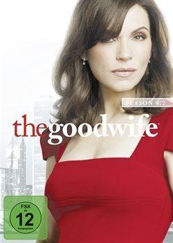 DVD »The Good Wife - Season 5.2 (3 Discs)«