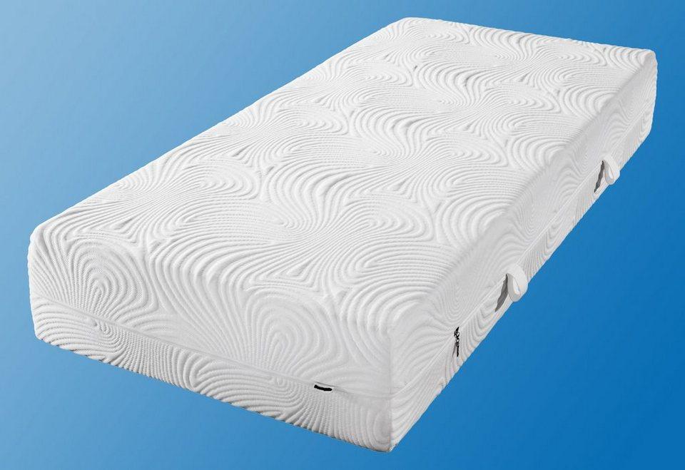 Gelschaummatratze, »Aqua Lite Magic 2400«, Dunlopillo