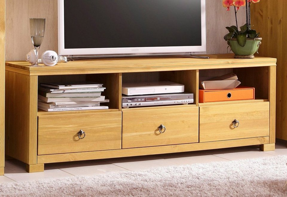 tv lowboard home affaire gotland breite 147 cm online kaufen otto. Black Bedroom Furniture Sets. Home Design Ideas