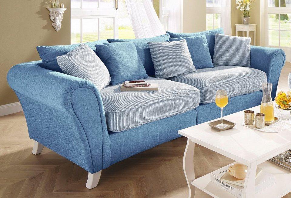 Home affaire big sofa calia online kaufen otto - Couch landhausstil ...
