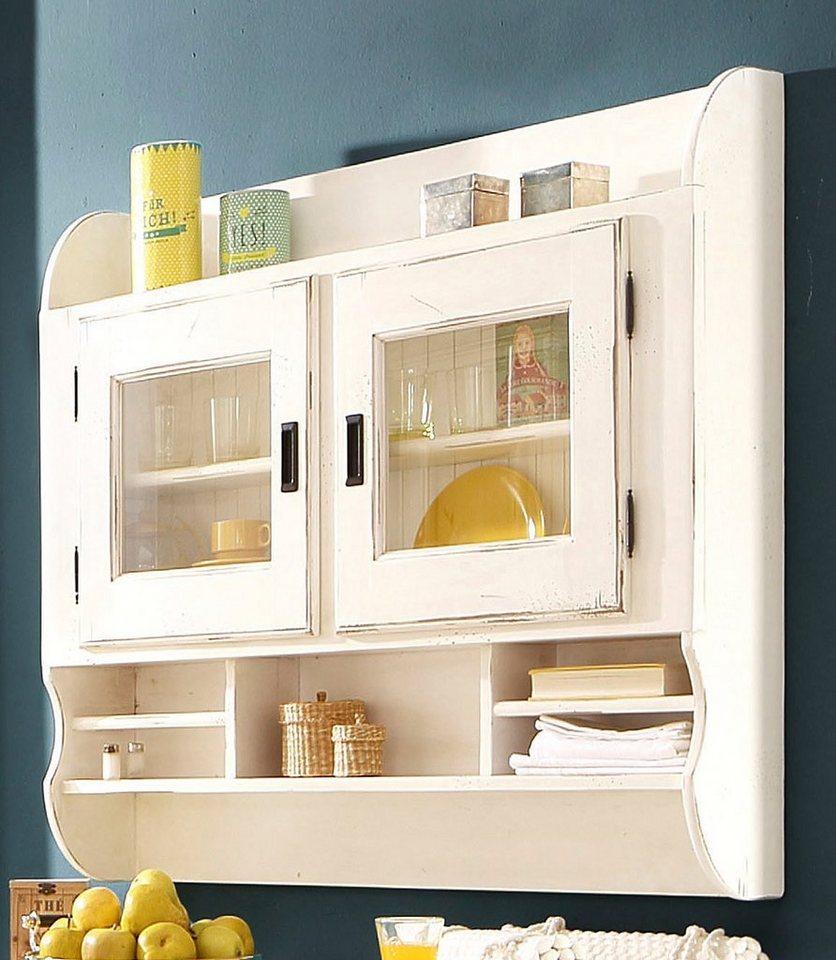 Home affaire Hängevitrine »Cabinet«, Breite 108 cm in creme