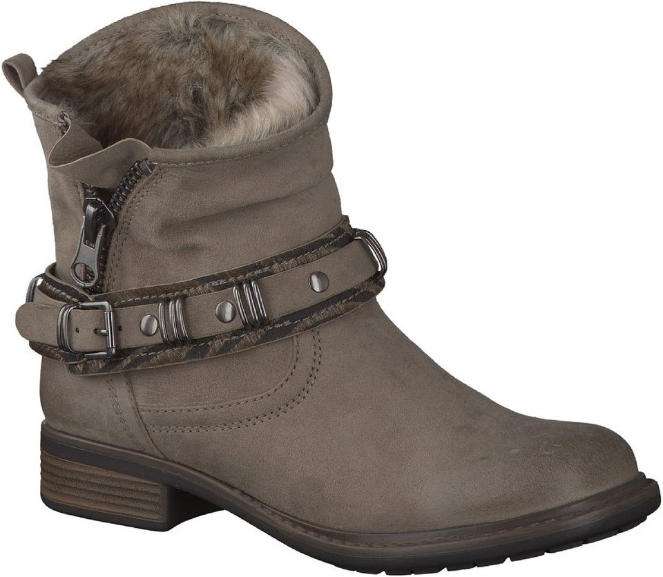 Young Spirit Stiefeletten in beige