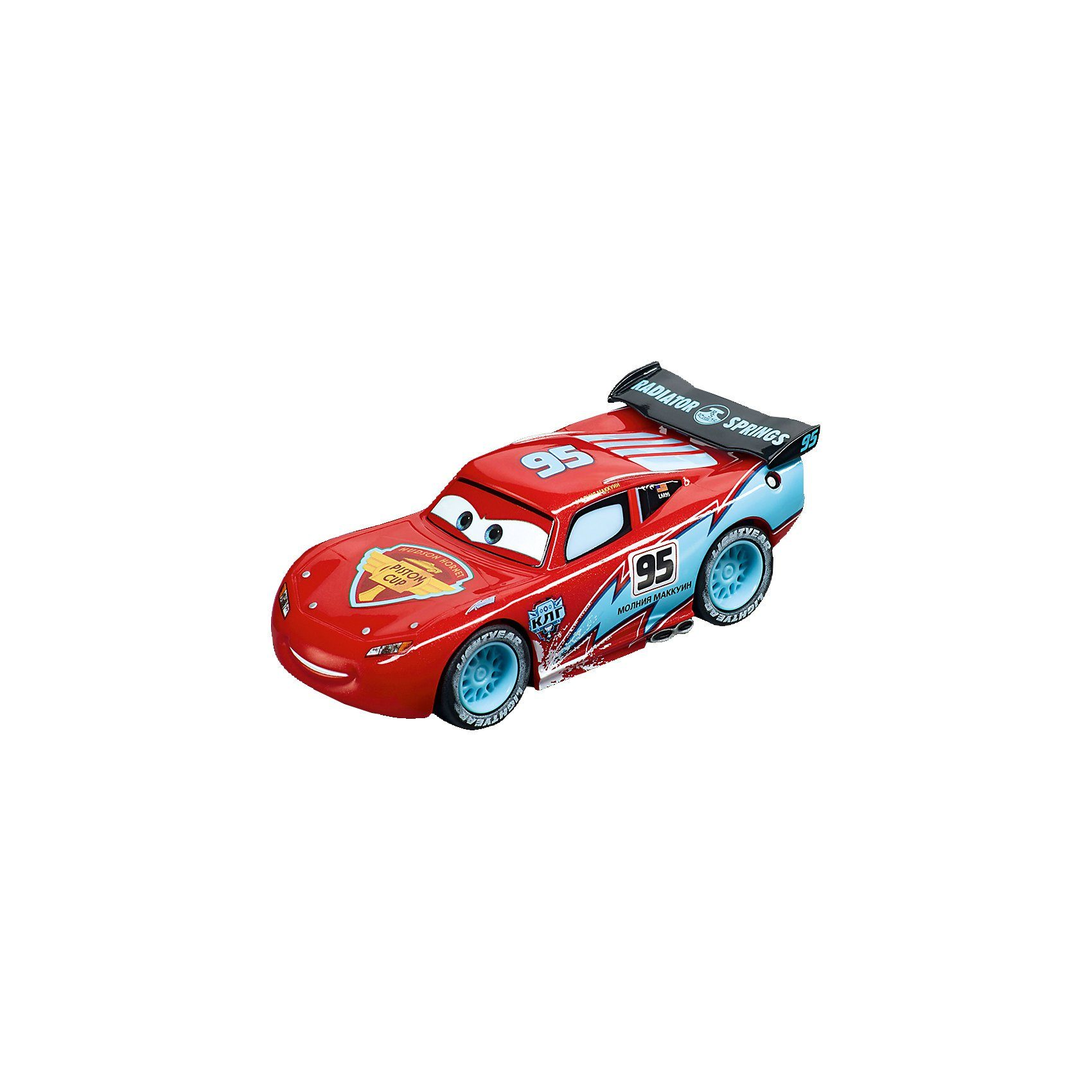 Carrera GO!!! 64023 Cars ICE Lightning McQueen