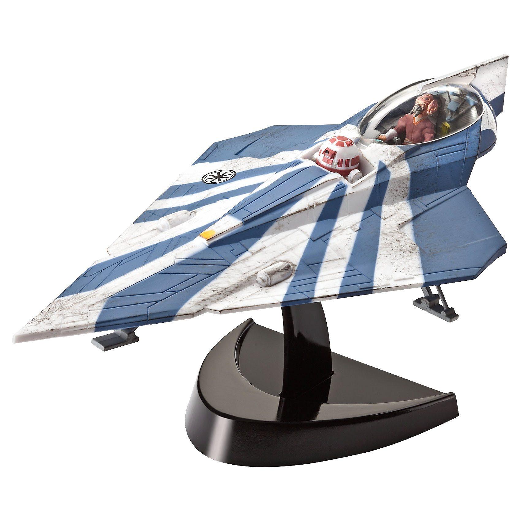 """Revell Modellbausatz """"easykit"""" Star Wars Plo Koon's Jedi Starfighte"""