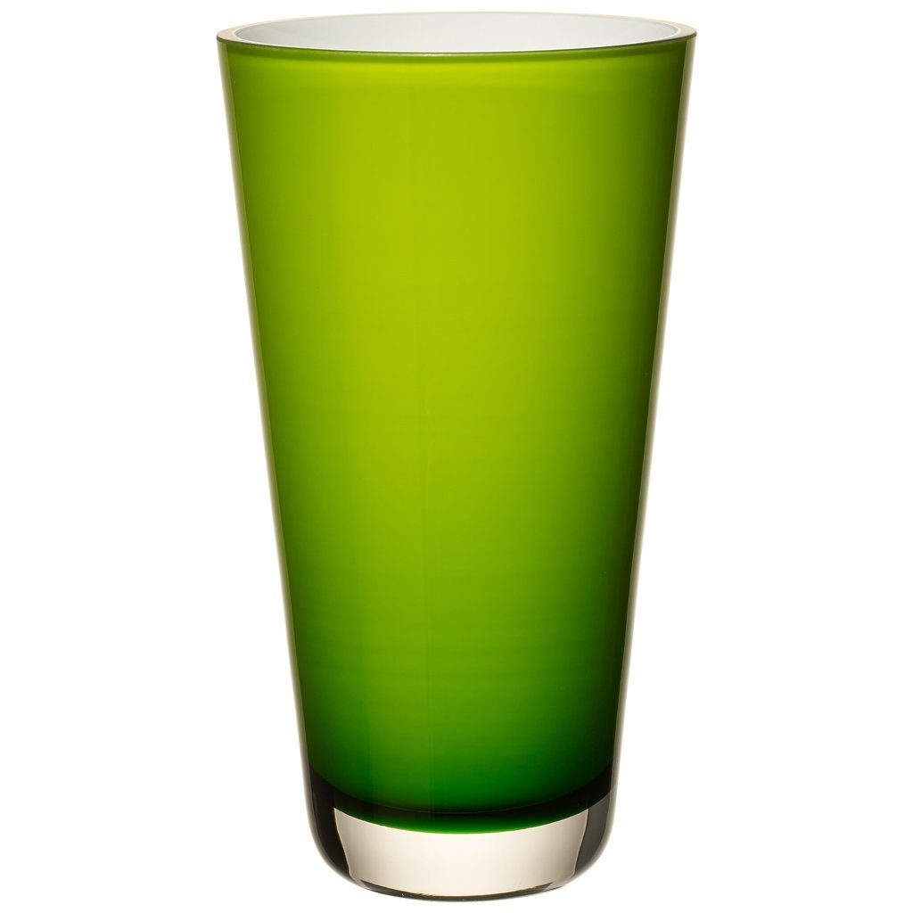 Villeroy & Boch Vase juicy lime klein 250mm »Verso«