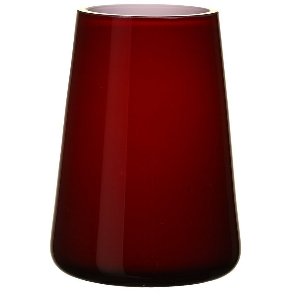 VILLEROY & BOCH Vase deep cherry 120mm »Numa Mini« in Dekoriert