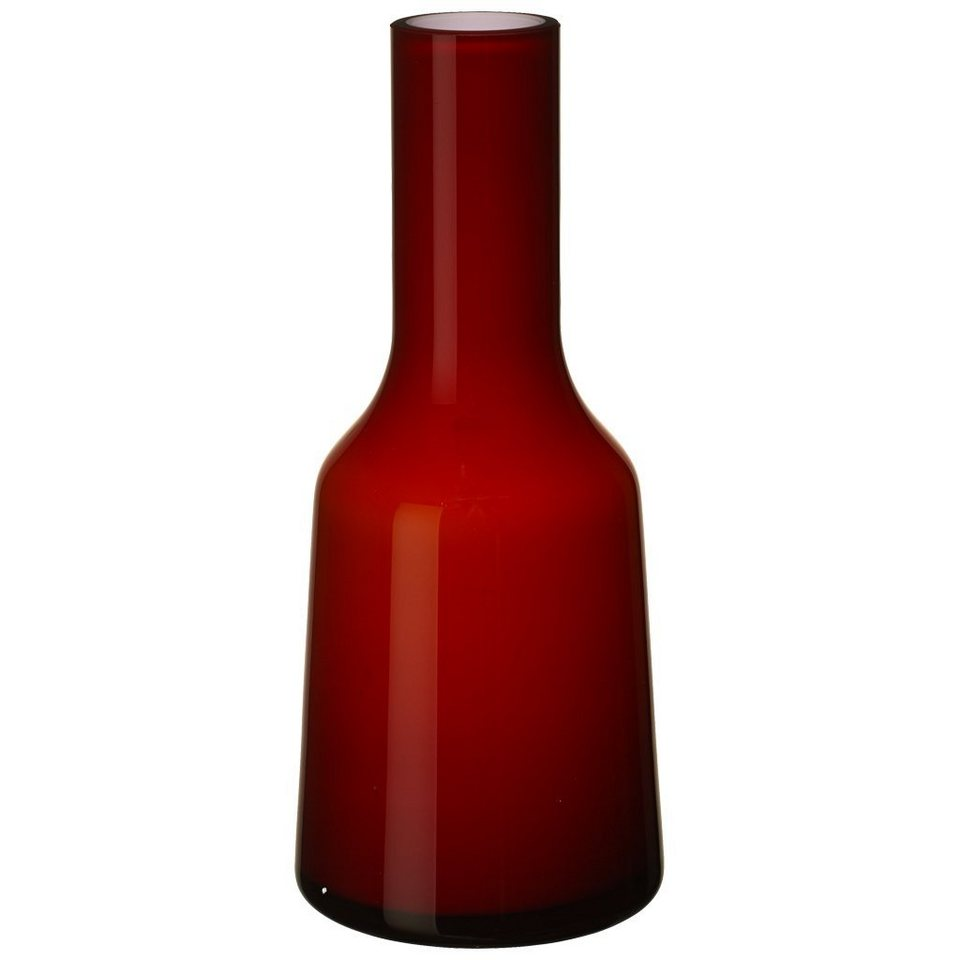 VILLEROY & BOCH Vase deep cherry 200mm »Nek Mini« in Dekoriert