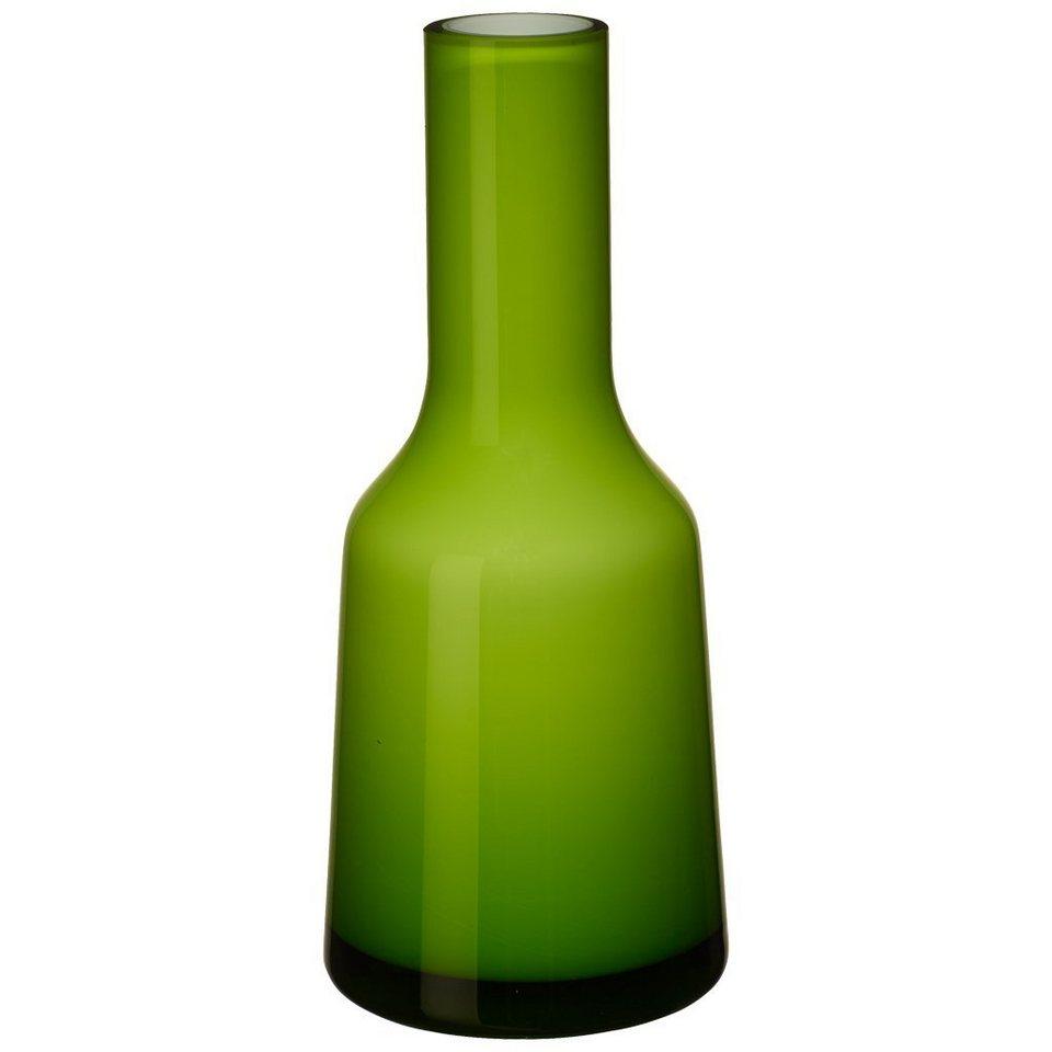 VILLEROY & BOCH Vase juicy lime 200mm »Nek Mini« in Dekoriert