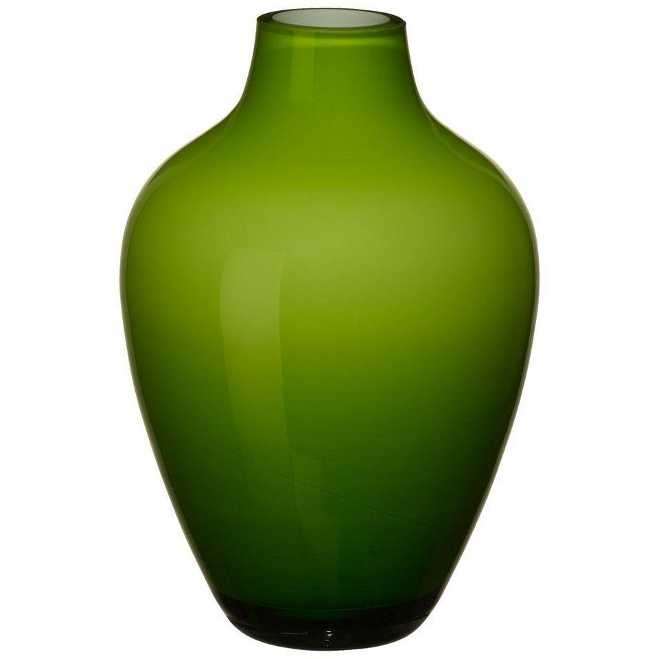 VILLEROY & BOCH Vase juicy lime 160mm »Tiko Mini« in Dekoriert
