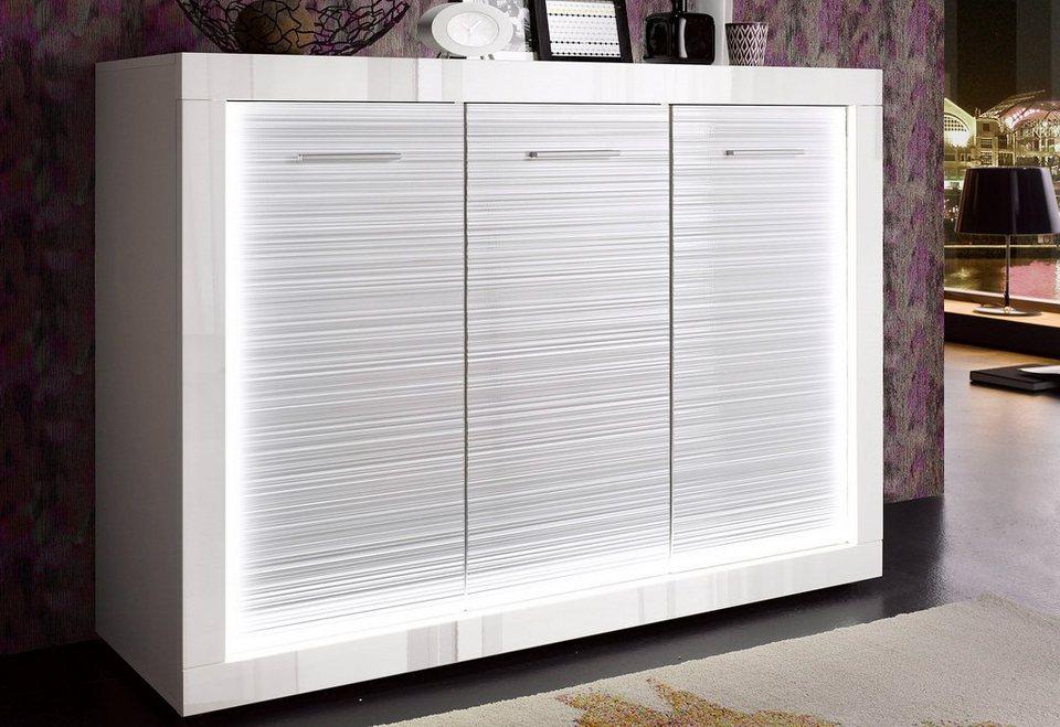 kommode breite 130 cm online kaufen otto. Black Bedroom Furniture Sets. Home Design Ideas