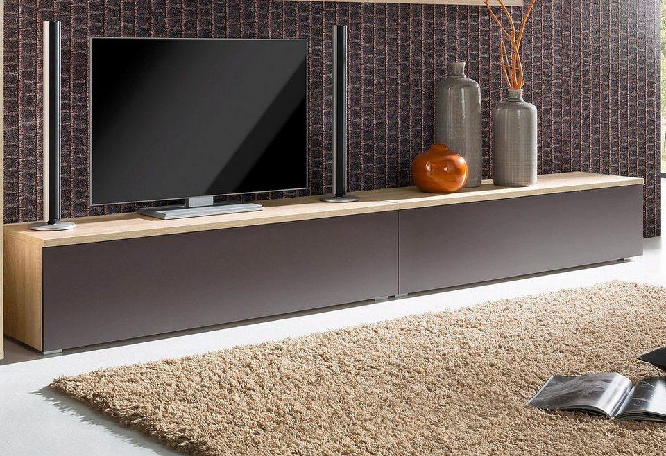 Tv lowboard hängend grau  Lowboard, Breite 139 cm online kaufen | OTTO