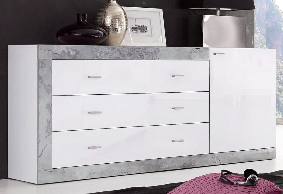 sideboard breite 150 cm online kaufen otto. Black Bedroom Furniture Sets. Home Design Ideas