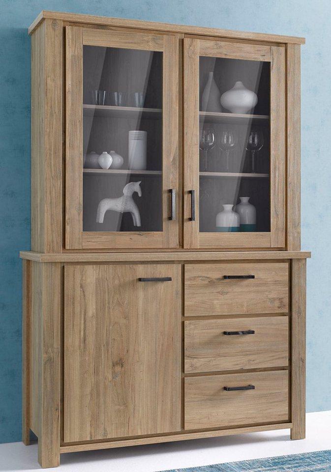 aufsatzvitrine 2 t rig online kaufen otto. Black Bedroom Furniture Sets. Home Design Ideas