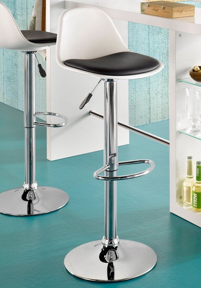 Küchentisch mit barhockern  Barhocker kaufen » Tresenhocker mit & ohne Lehne | OTTO