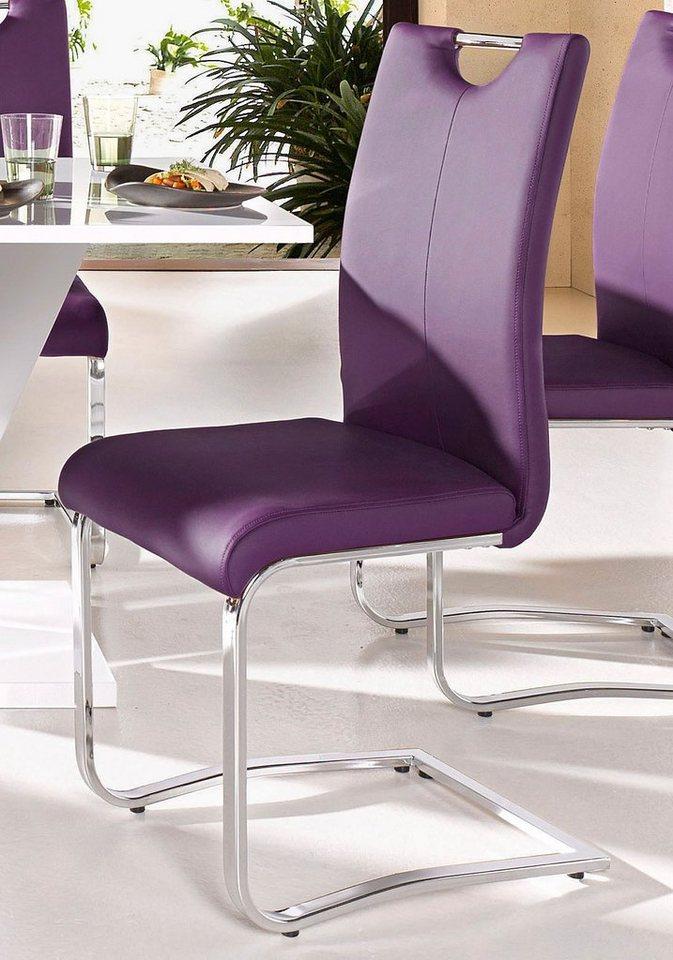 schwingstuhl 2er und 4er set online kaufen otto. Black Bedroom Furniture Sets. Home Design Ideas