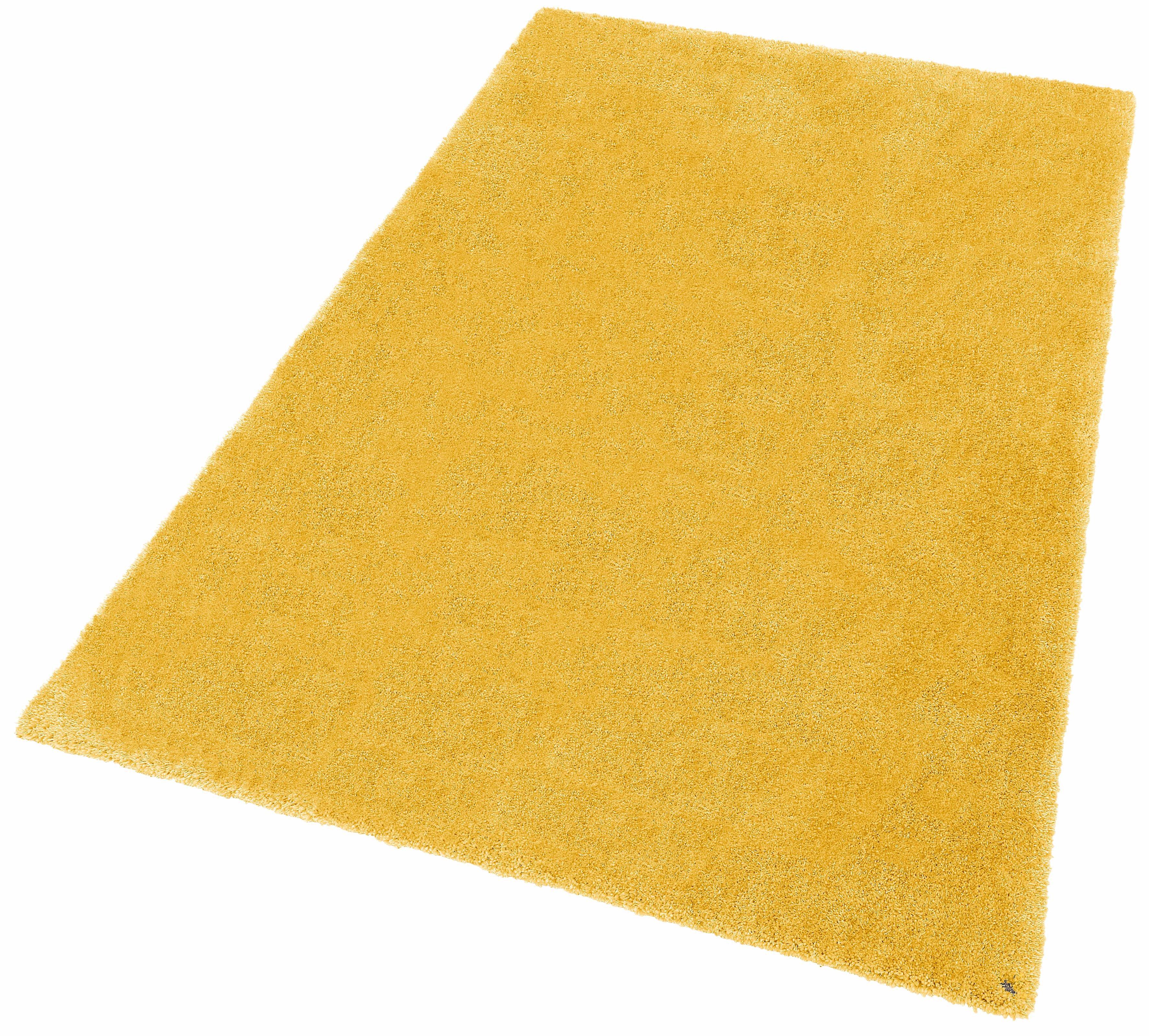 Hochflor-Teppich »Soft«, , rechteckig, Höhe 35 mm