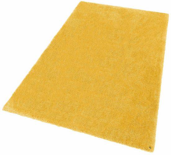 Hochflor-Teppich »Soft«, TOM TAILOR, rechteckig, Höhe 35 mm