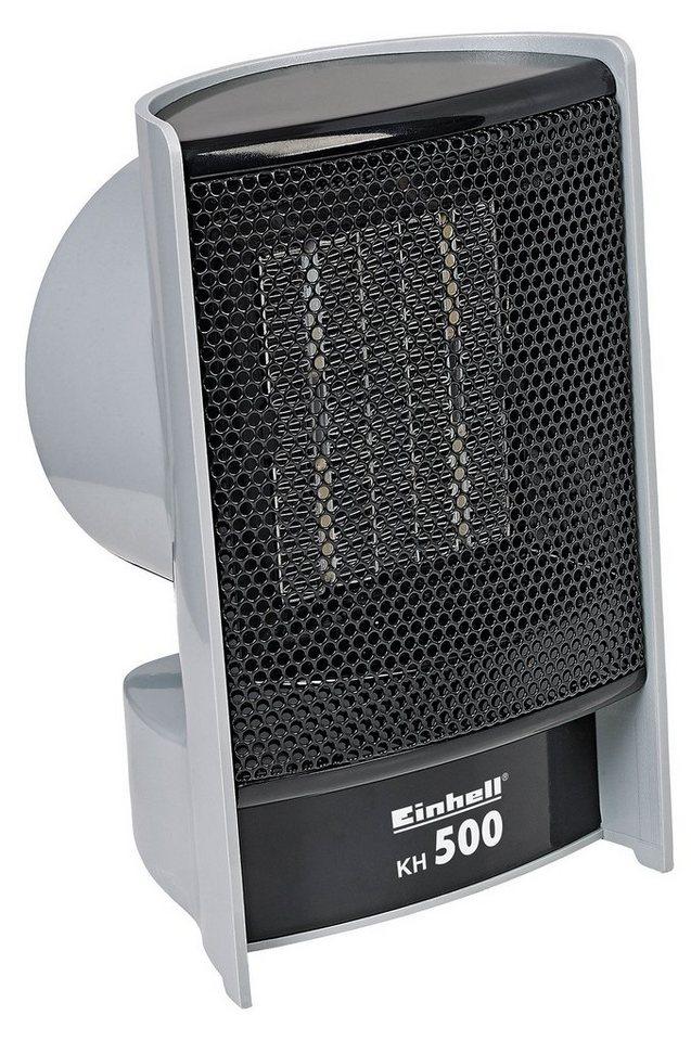 Schnellheizgerät »KH 500« in silberfarben