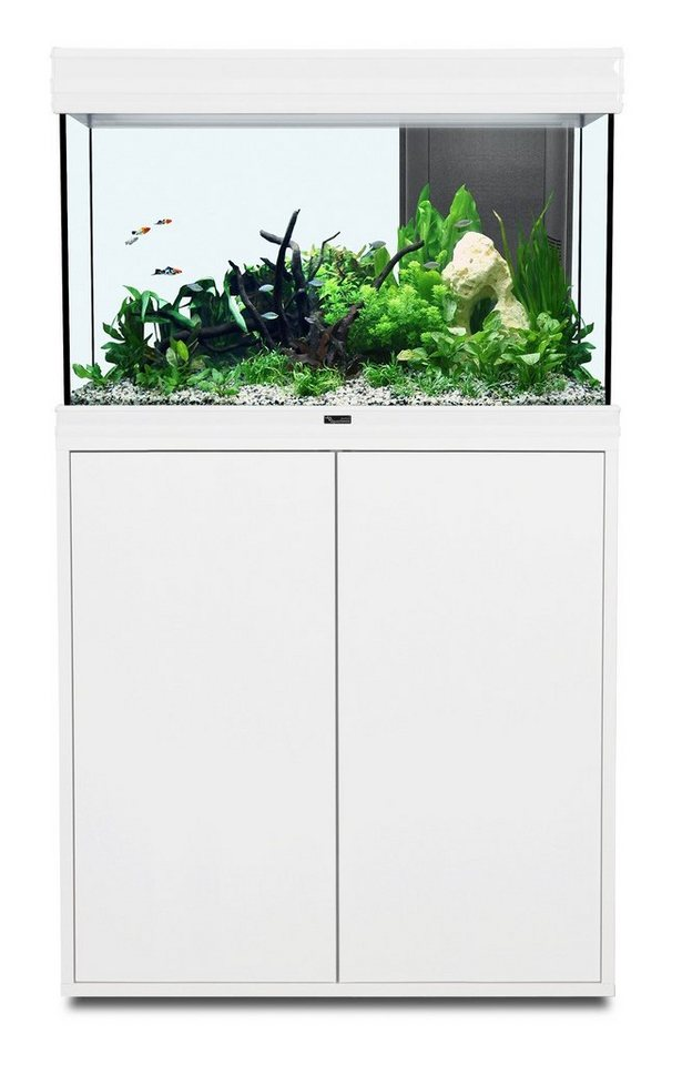 Aquarien-Set »Fusion 80 LED« in weiß