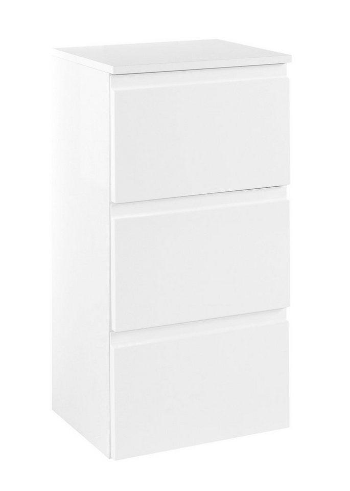 Unterschrank »Cardiff«, Breite 40 cm in weiß