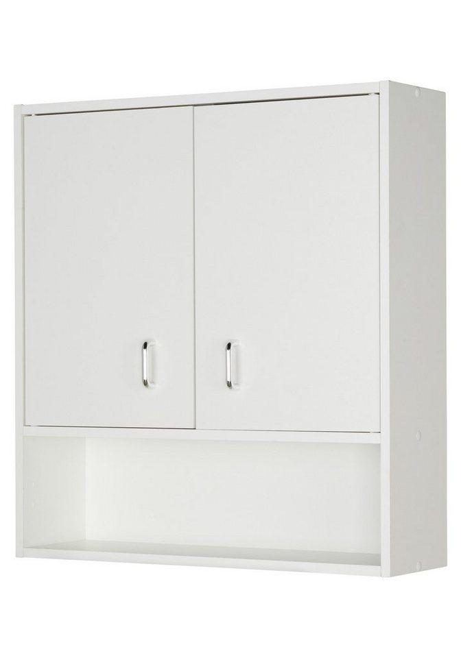 Kesper Hängeschrank »Milano«, Breite 65 cm in weiß