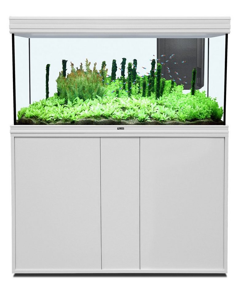 Aquarien-Set »Fusion 120x50 LED« in weiß