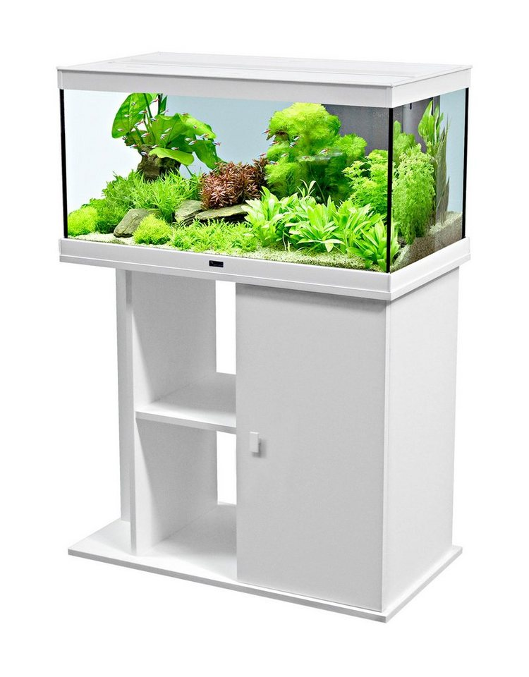aquarium 80 liter komplettset zuhause image idee. Black Bedroom Furniture Sets. Home Design Ideas