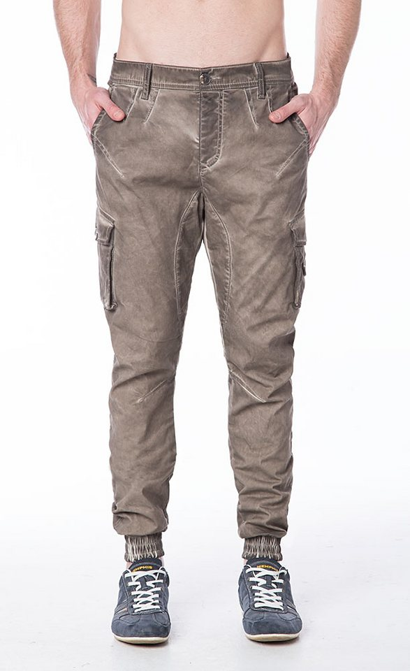 Cipo & Baxx Stylische Jeans - CD132 in Brown