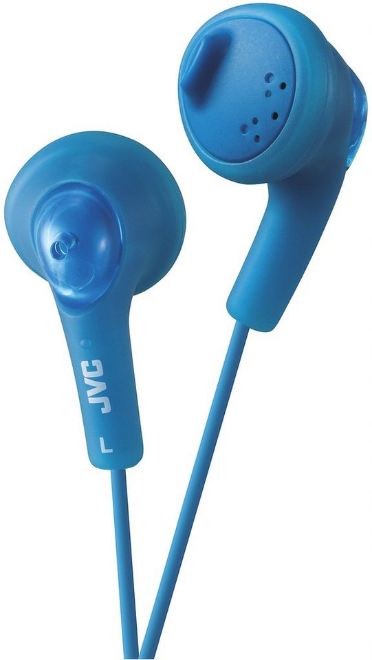 JVC In Ear Kopfhörer »HA-F160« in blau