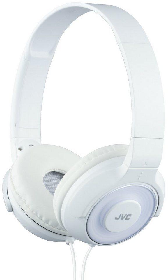 JVC On Ear Kopfhörer »HA-S220« in weiss