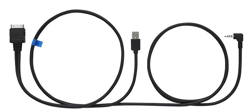 JVC iPhonekabel für KW-V-Serie »KS-U59K« in schwarz