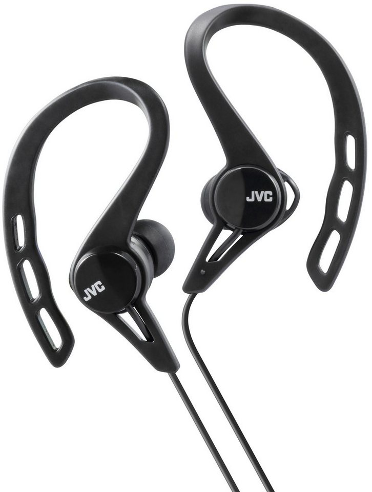 JVC Style Clip Sport Kopfhörer »HA-ECX20« in schwarz