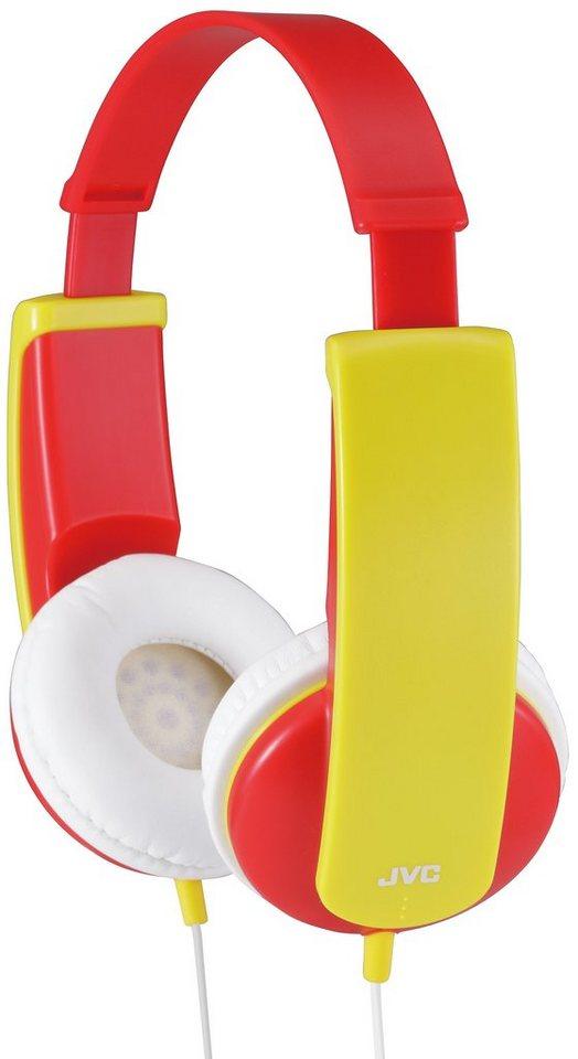 JVC Kinderkopfhörer »HA-KD5« in rot