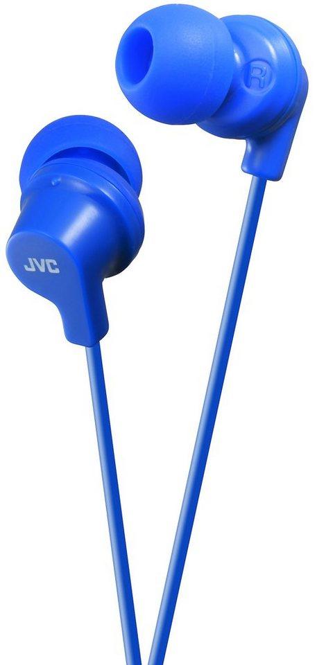 JVC In Ear Kopfhörer »HA-FX10« in blau