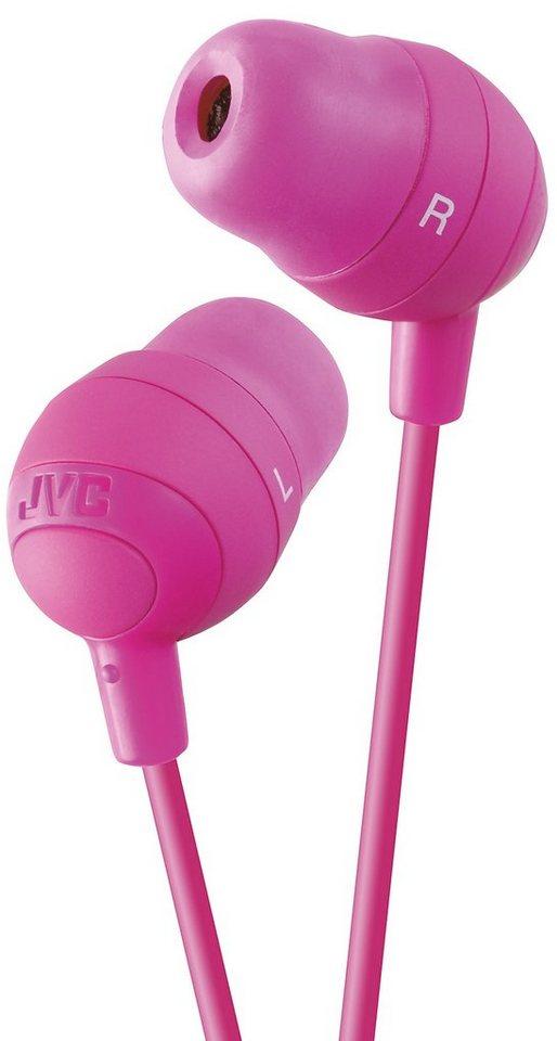 jvc in ear kopfh rer ha fx32 marshmallow otto. Black Bedroom Furniture Sets. Home Design Ideas