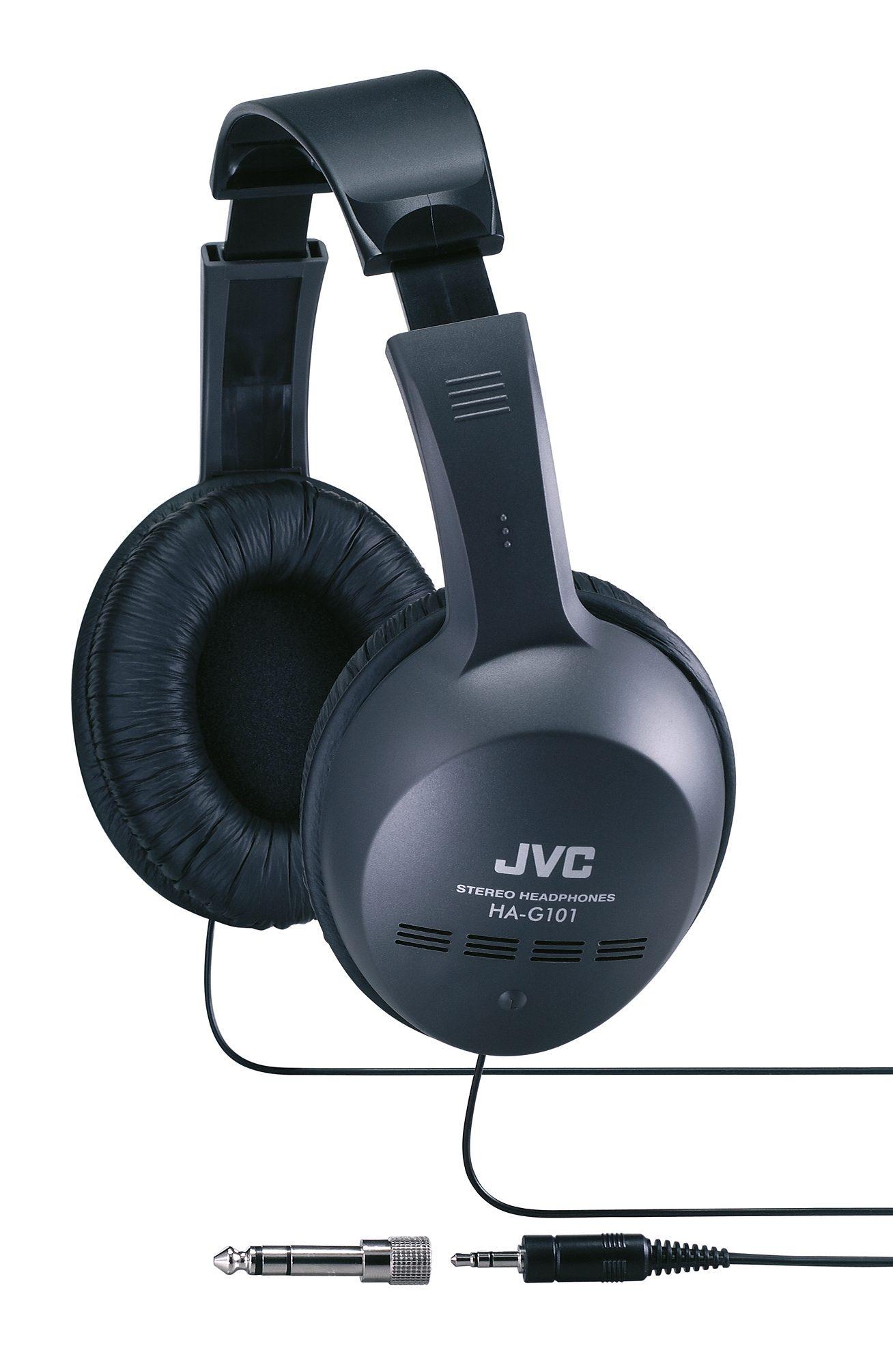 JVC Kopfhörer »HA-G101«