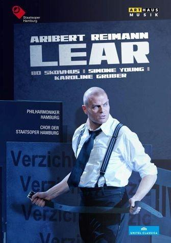 DVD »Reimann, Aribert - Lear«