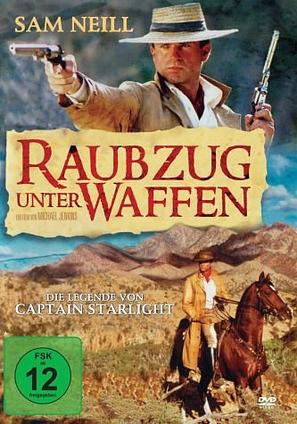 DVD »Raubzug unter Waffen«