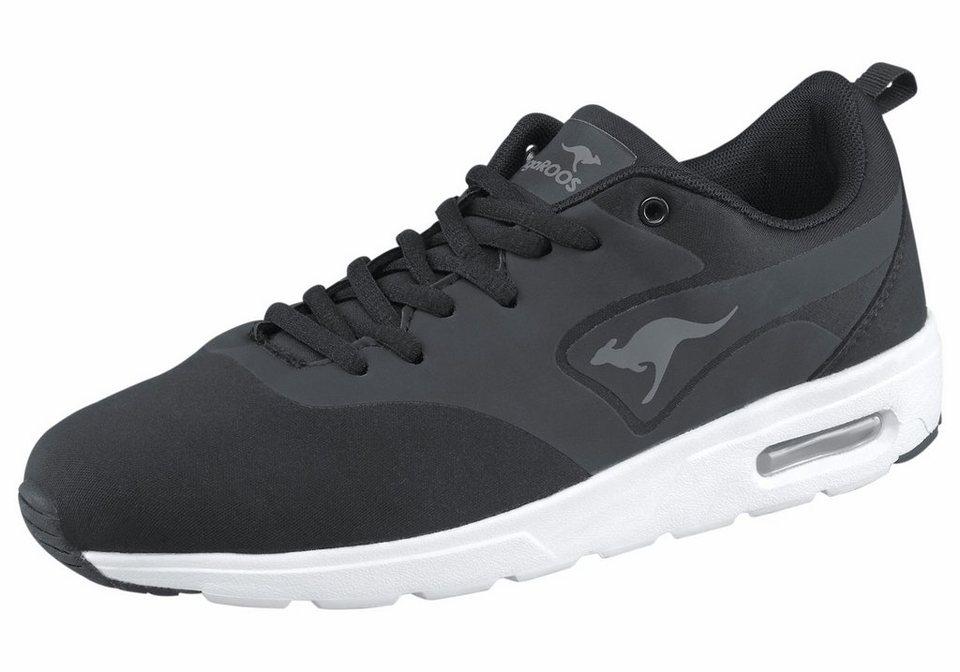KangaROOS KangaCore 2106 Sneaker in Schwarz