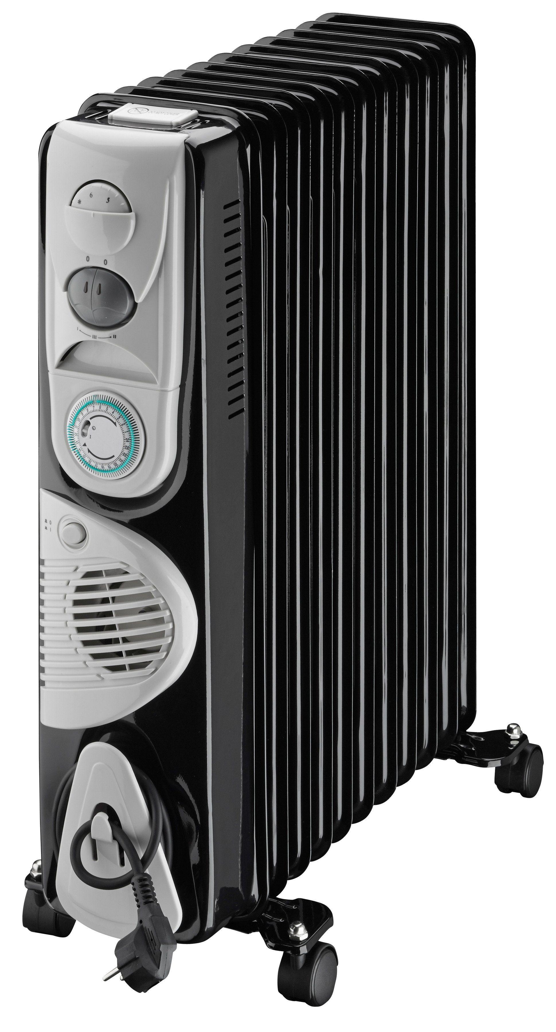 Ölradiator »HOR 2900/11/4 GZ Basic« 2900 Watt, Gebläsefunktion