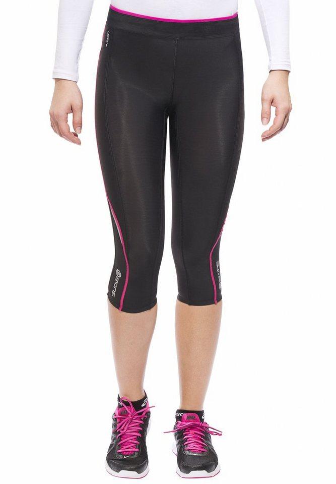 Skins Jogginghose »A200 Capri Tights Women« in schwarz