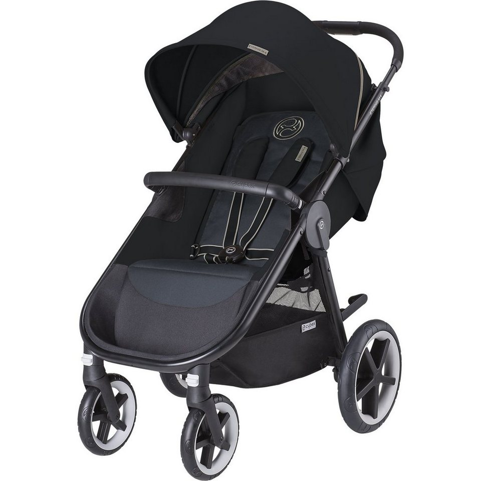 Cybex Shopper Eternis M-4, Gold-Line, Moon Dust, 2016 in schwarz