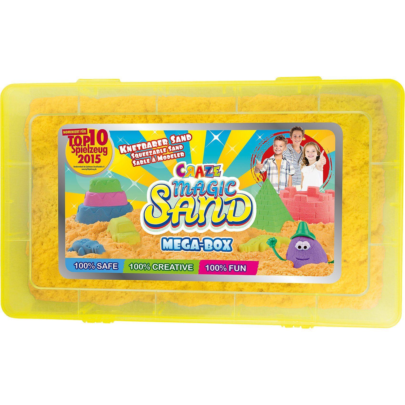 CRAZE Magic Sand - Mega Box