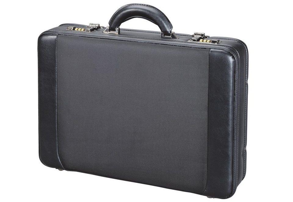 Alassio® Businesskoffer mit herausnehmbarer Laptoptasche, »Modica, Attachékoffer« in schwarz