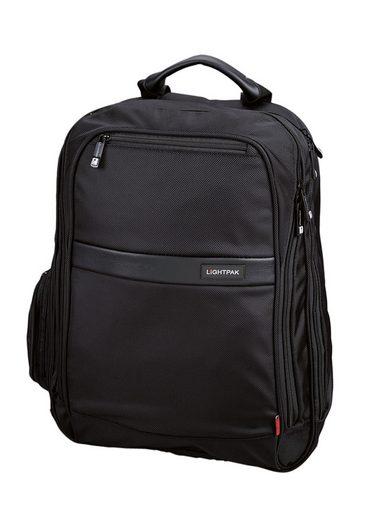 Laptoprucksack Laptoprucksack 1« »echo »echo Lightpak® Lightpak® 1« Lightpak® aqBvwq