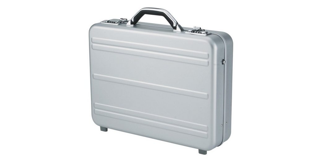 Alumaxx® Laptopkoffer aus Aluminium, »Mercato«