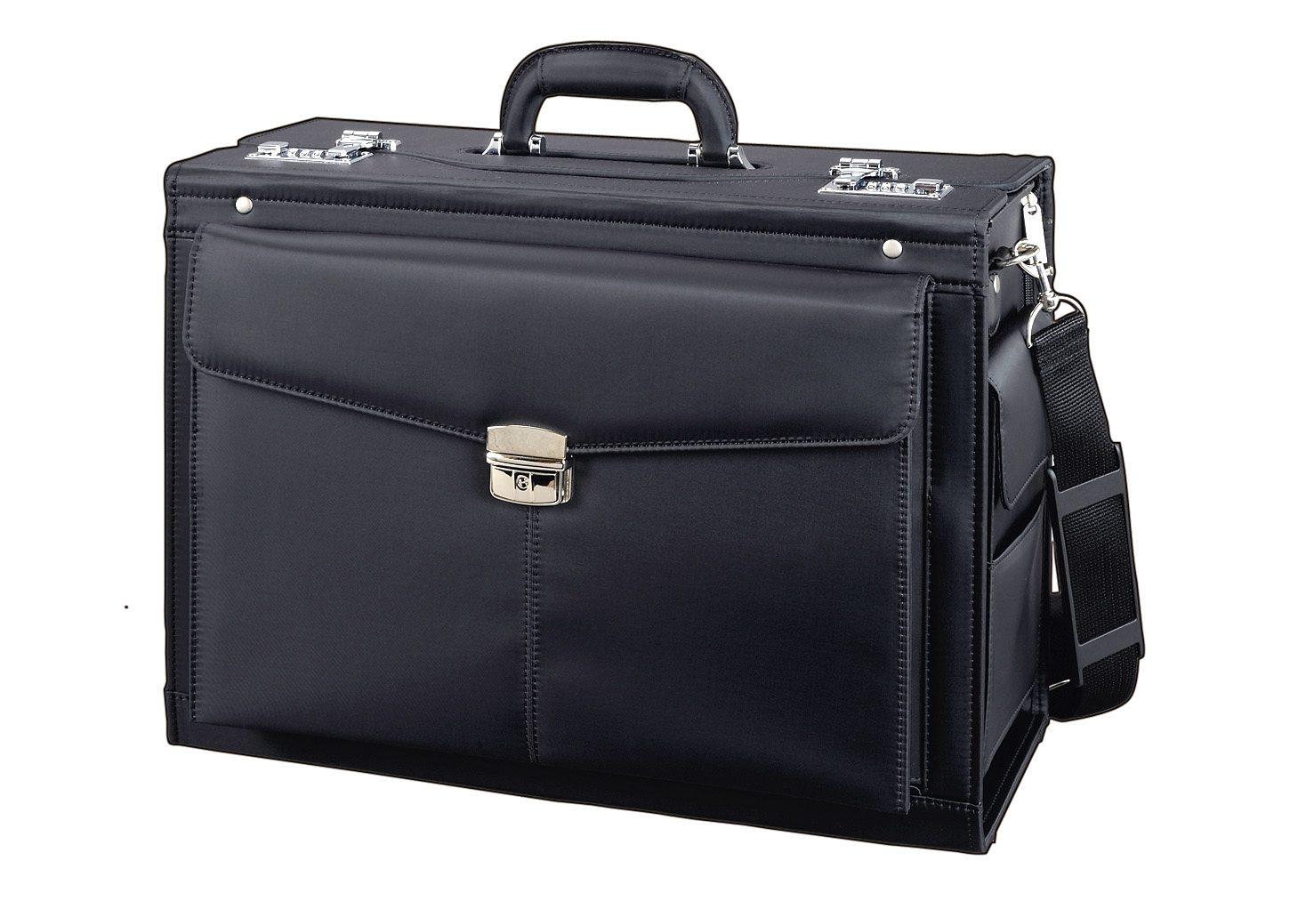 Alassio® Pilotenkoffer mit Schultergurt, »Rocca«