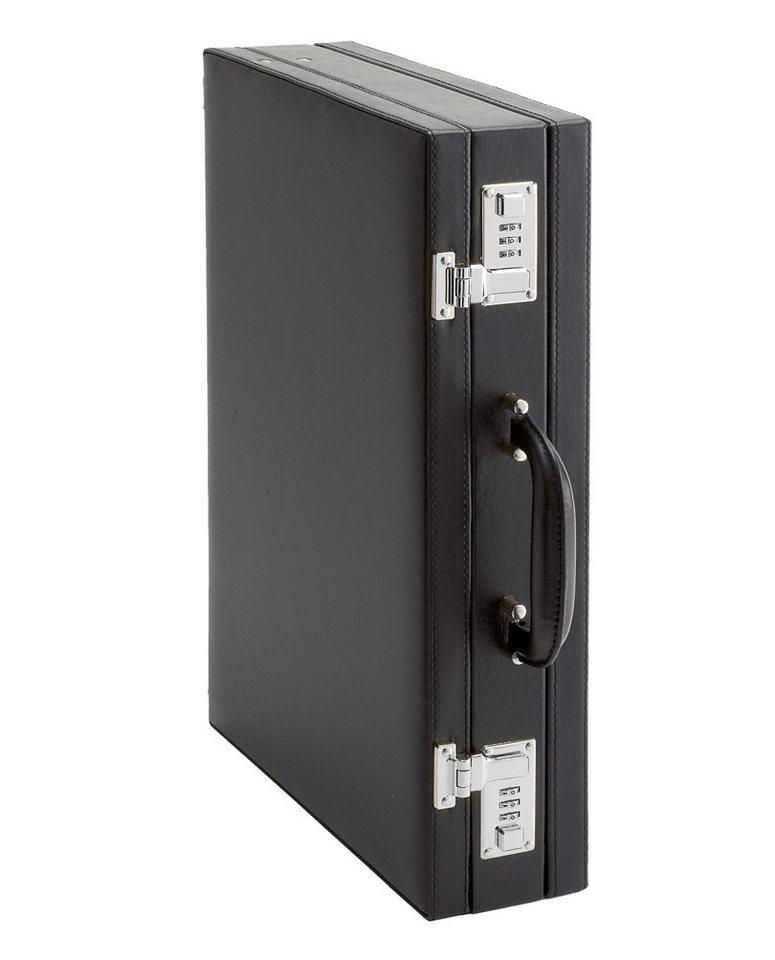 Alassio® Aktenkoffer, »Ponte, Attachékoffer« in schwarz
