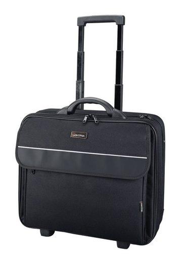 LIGHTPAK® Business-Trolley »Treviso«, 2 Rollen, mit Laptopfach
